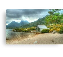 Cradle Mountain & Dove Lake Canvas Print