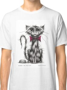 Rupert the posh cat Classic T-Shirt