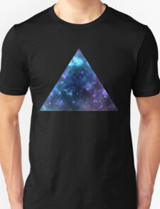 Triangle Galaxy (#7) Unisex T-Shirt