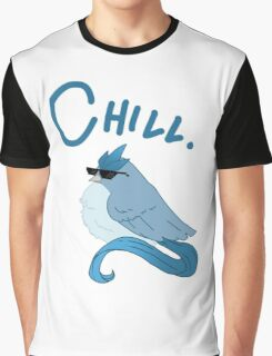 Team Mystic Chill Graphic T-Shirt