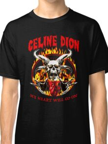 Celine Dion - my heart will go on Classic T-Shirt