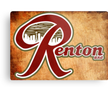 Renton USA Metal Print