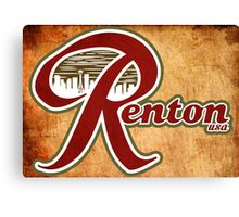 Renton USA Canvas Print