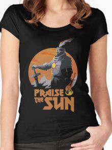 Dark Souls Women's Fitted Scoop T-Shirt