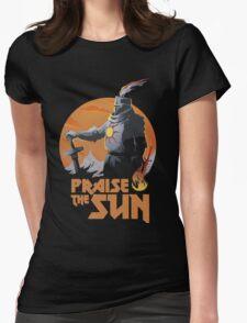 Dark Souls Womens Fitted T-Shirt
