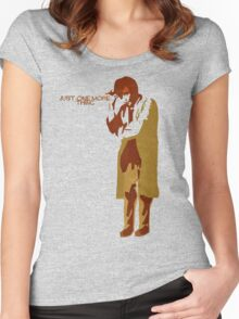 Columbo - Just One More Thing Women's Fitted Scoop T-Shirt