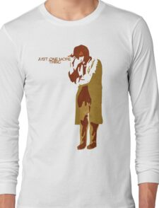 Columbo - Just One More Thing Long Sleeve T-Shirt
