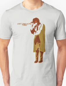 Columbo - Just One More Thing Unisex T-Shirt