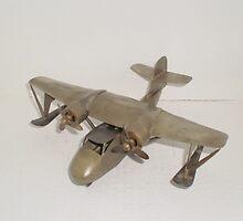 Catalina Aircraft BC 111714 by Brian Cox