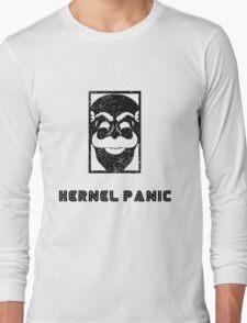 Mr Robot - Kernel Panic Long Sleeve T-Shirt