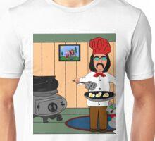 Cajun Chef Wild Willie Unisex T-Shirt