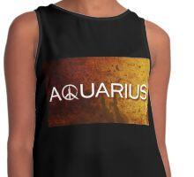 NBC Aquarius Logo Contrast Tank