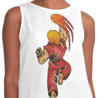 Street Fighter tribute Contrast Tank