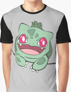 bulbasaur in pocket Graphic T-Shirt