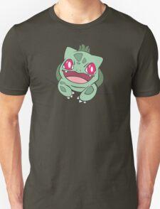 bulbasaur in pocket Unisex T-Shirt