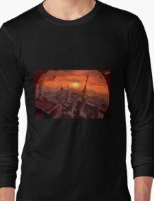 Futureworld Long Sleeve T-Shirt