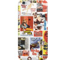 Bad Girls and Femme Fatales iPhone Case/Skin