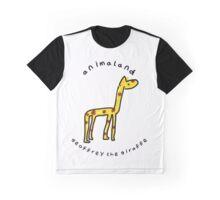 Geoffrey the Giraffe Graphic T-Shirt