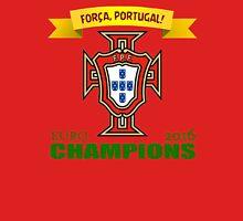 Portugal Champions EURO 2016 Unisex T-Shirt
