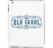 Old Skool Pinstripe Design iPad Case/Skin