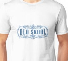 Old Skool Pinstripe Design Unisex T-Shirt