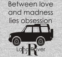 Calvin Klein & Land Rover (Parody) Kids Tee