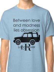 Calvin Klein & Land Rover (Parody) Classic T-Shirt