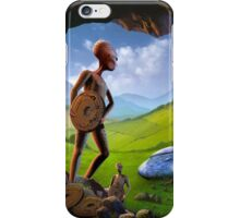 Exiles iPhone Case/Skin