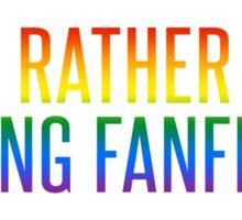 Pride Fiction Sticker