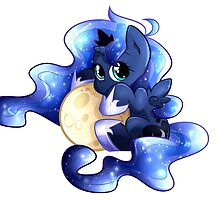Chibi Luna by Sybke