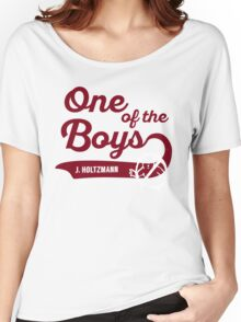 One of the Boys Women's Relaxed Fit T-Shirt