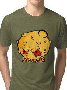 Monster Vector Tri-blend T-Shirt