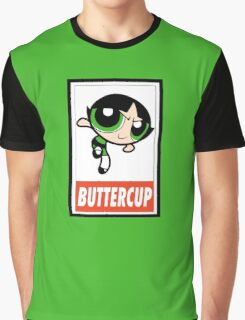 (CARTOON) Buttercup Graphic T-Shirt