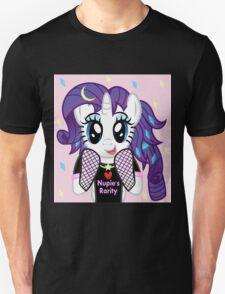 Nupie's Rarity (background)  Unisex T-Shirt