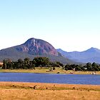 Mt Greville, Queensland, Australia  by Margaret  Hyde