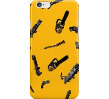 Doom Weapon Pattern iPhone Case/Skin
