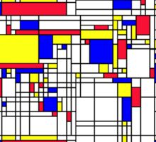 MONDRIAN Sticker