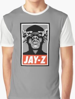 (MUSIC) Jay-Z Graphic T-Shirt