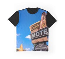 Gettin Cozy at the Cone Graphic T-Shirt
