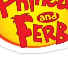 Phineas & Ferb 2016 Sticker