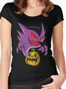 Haunting Women's Fitted Scoop T-Shirt