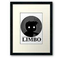 Limbo - A Playdead Production Framed Print