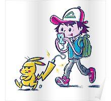 Pika-CHAAAARRRGE!! Poster