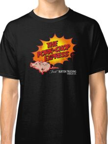 Pork Chop Express - Distressed Glow Variant Classic T-Shirt