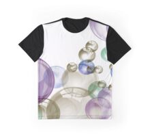 Bubbles Graphic T-Shirt