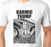Karmic Trump (version 3) Unisex T-Shirt