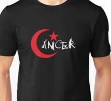 C*ANCER (Dark background) Unisex T-Shirt