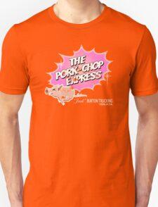 Pork Chop Express - Distressed Light Pink Variant Unisex T-Shirt