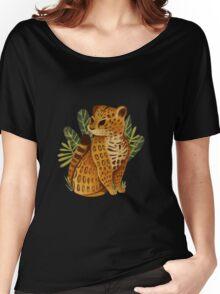 Jaguar Women's Relaxed Fit T-Shirt
