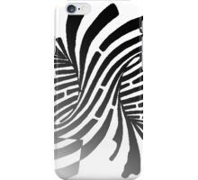 Swirling Lines iPhone Case/Skin